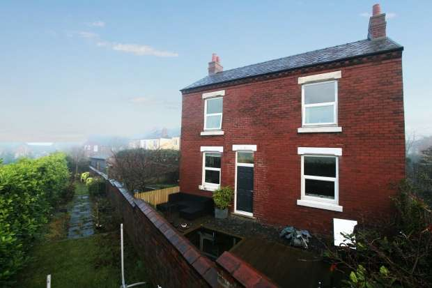 3 Bedrooms Detached House for sale in Macdonald Street, Wigan, Lancashire, WN5 0AJ