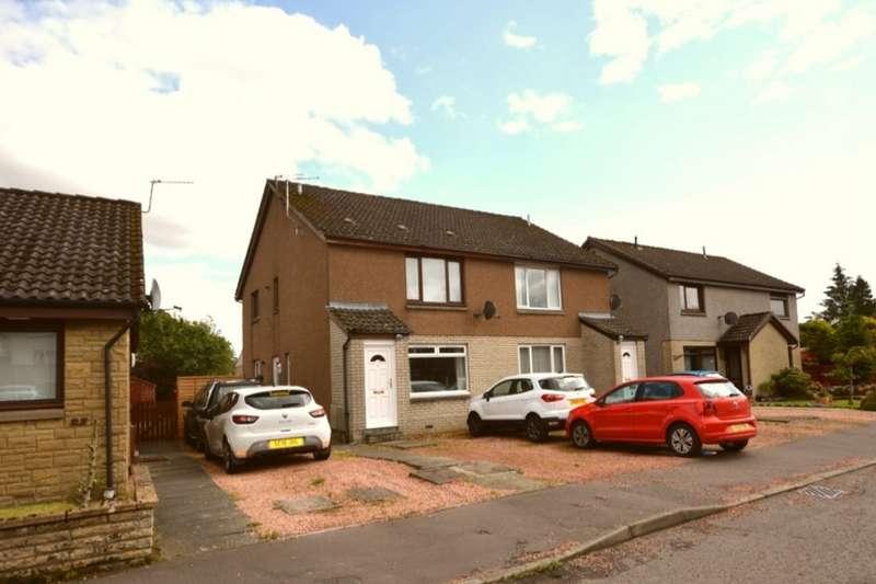 1 Bedroom Apartment Flat for sale in Kirkland Drive, Stoneywood, Denny, Stirlingshire, FK6