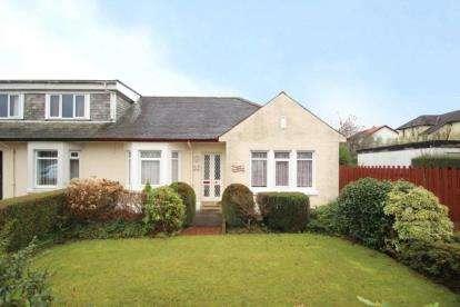 2 Bedrooms Bungalow for sale in Douglas Avenue, Elderslie, Johnstone, Renfrewshire