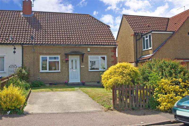 3 Bedrooms Semi Detached House for sale in St. Nicholas Road, , Canterbury, Kent