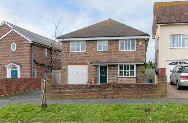 5 Bedrooms House for sale in Westdown Road, Seaford, East Sussex, BN25 2LA