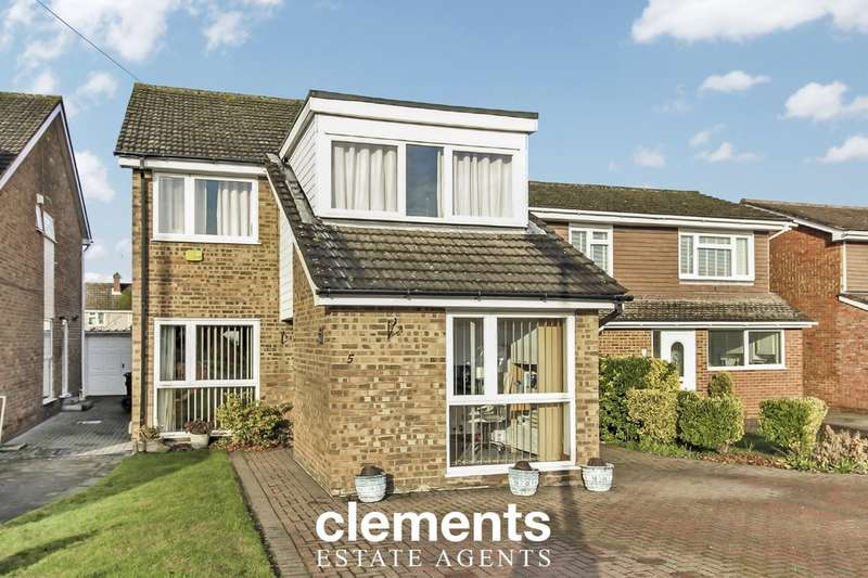 5 Bedrooms Detached House for sale in Leverstock Green, Hemel Hempstead