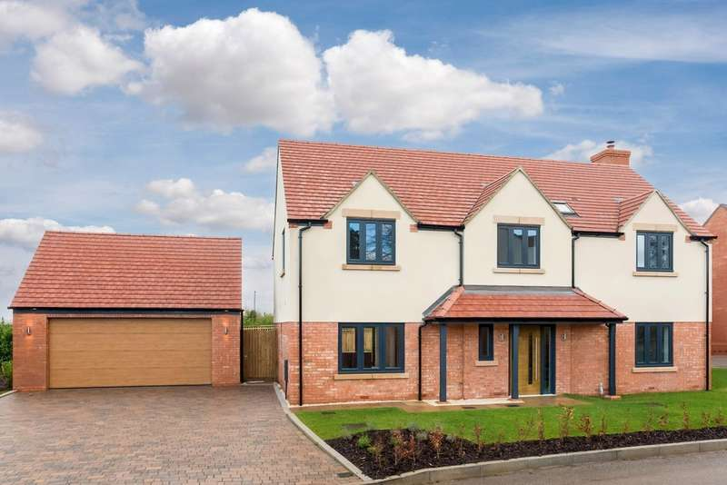 4 Bedrooms Detached House for sale in No. 10 Aston House, Milbank, Welford On Avon