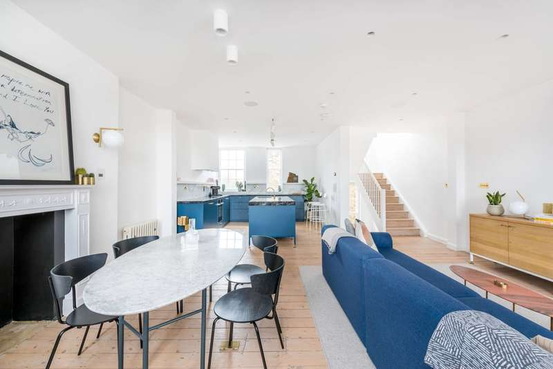2 Bedrooms Flat for sale in Hackney Road, Shoreditch, E2