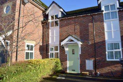 2 Bedrooms Terraced House for sale in Legh Court, Montmorency Road, Knutsford, Cheshire