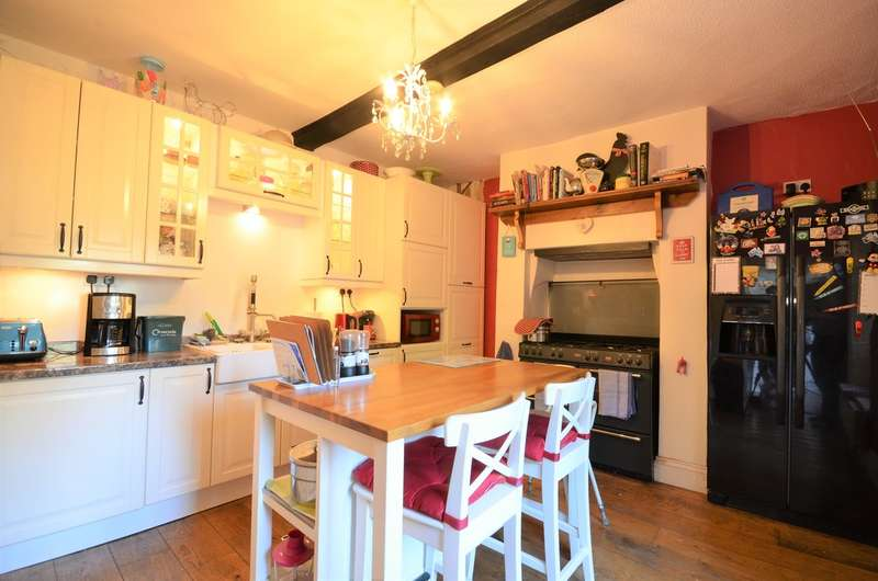 5 Bedrooms Terraced House for sale in Brading, Isle Of Wight