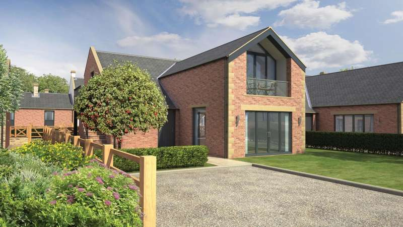 4 Bedrooms Detached House for sale in West Chevington, Morpeth