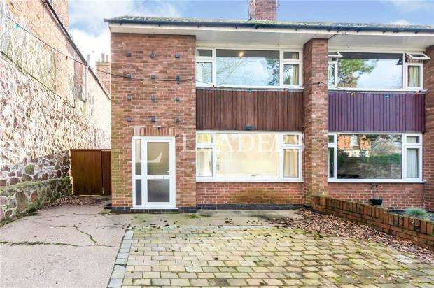 3 Bedrooms Semi Detached House for sale in Church Street, Barrow Upon Soar, Leicestershire