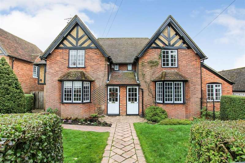 3 Bedrooms Semi Detached House for sale in RARELY AVAILABLE 19TH CENTURY ROTHSCHILD HOUSE - SOUGHT AFTER VILLAGE of MENTMORE