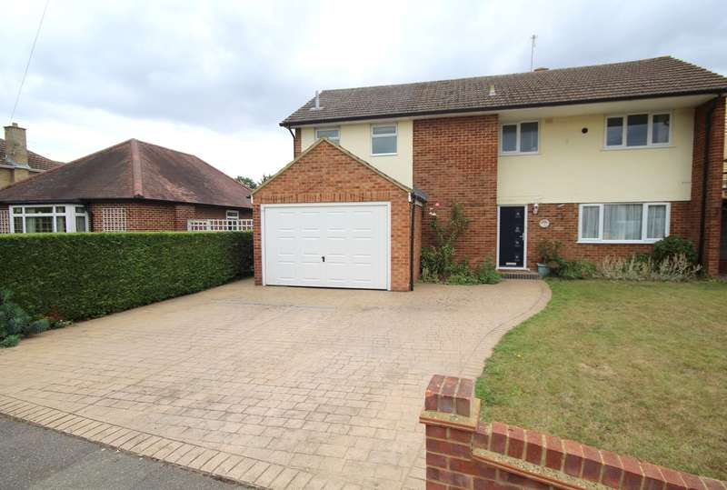 4 Bedrooms Detached House for sale in The Ryde, Staines-upon-Thames, TW18