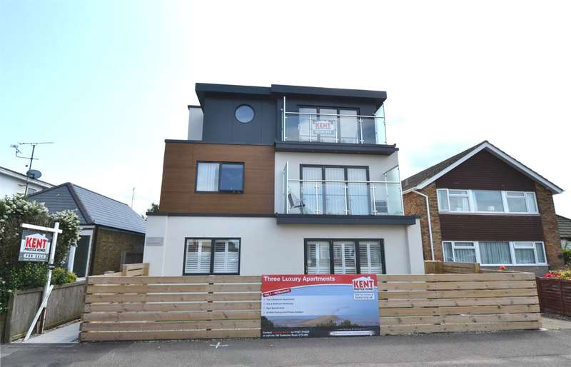 2 Bedrooms Flat for sale in The Lookout, 188 Tankerton Road, Tankerton, Whitstable
