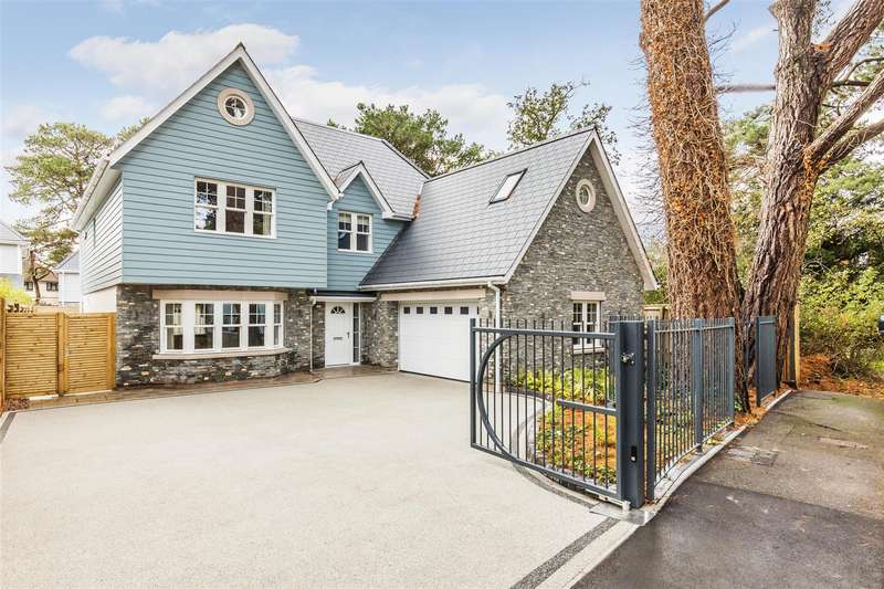 5 Bedrooms Detached House for sale in Bodley Road, Canford Cliffs, Poole