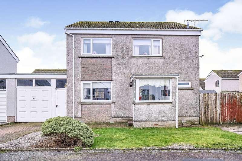 4 Bedrooms Semi Detached House for sale in Woodlands Avenue, Dumfries, DG2