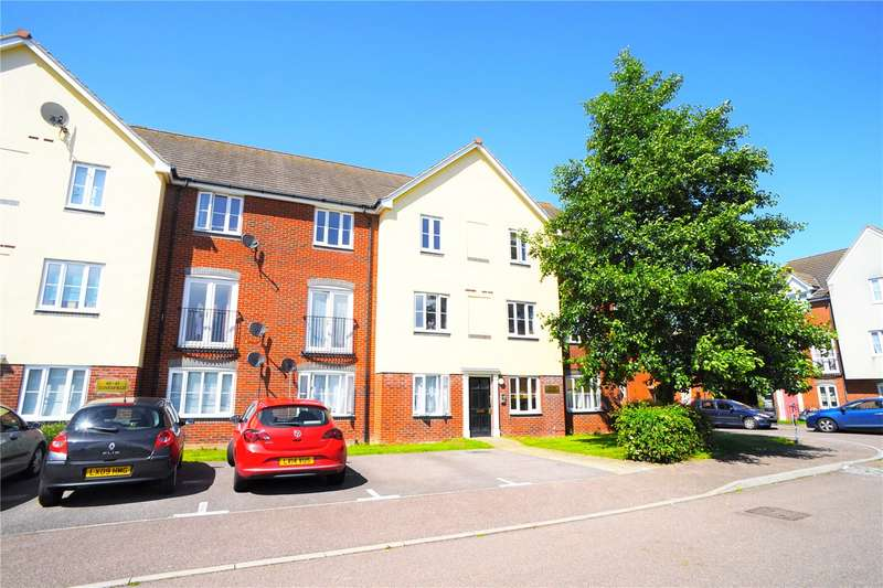 2 Bedrooms Flat for sale in Covesfield, Gravesend, Kent, DA11