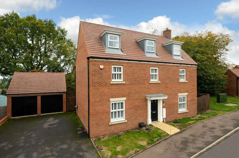 5 Bedrooms Detached House for sale in SPACIOUS FAMILY HOME over 3 FLOORS with DOUBLE GARAGE