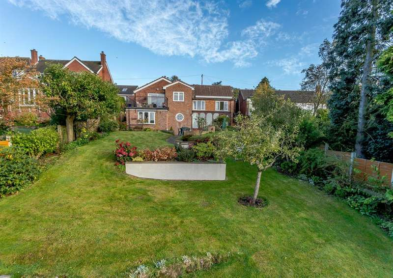 4 Bedrooms Detached House for sale in Borrowcop Lane, Lichfield