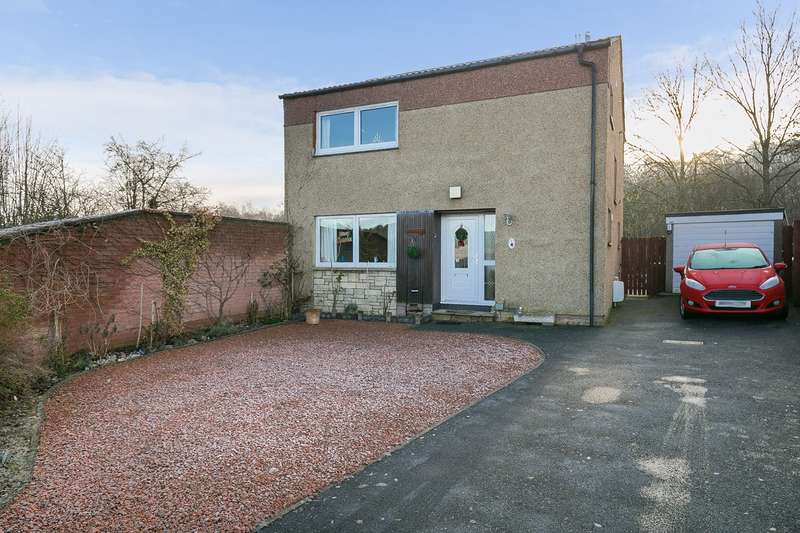 3 Bedrooms Detached House for sale in Abbotslea, Tweedbank, Galashiels, TD1