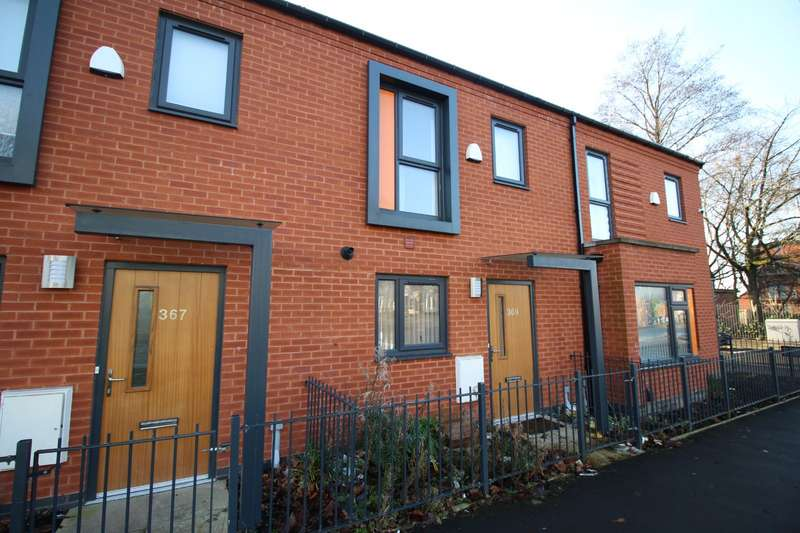 2 Bedrooms End Of Terrace House for sale in Liverpool Street, Salford, M6