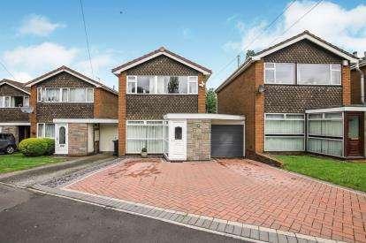 3 Bedrooms Link Detached House for sale in Kendal Rise, Oldbury, West Midlands