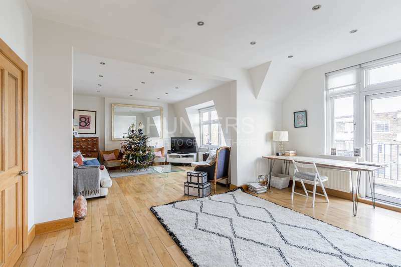 4 Bedrooms Apartment Flat for sale in West End Lane, London, NW6