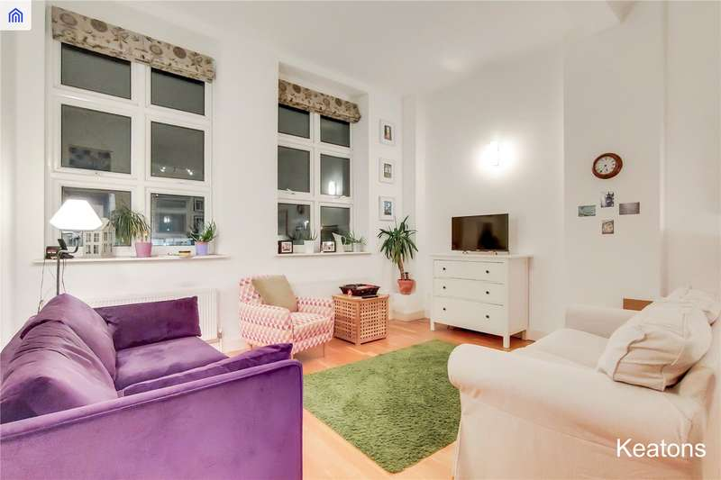 2 Bedrooms Flat for sale in Gazelle House, 8 Manbey Park Road, London, E15