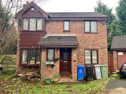 4 Bedrooms Detached House for sale in Farmers Close, Sale, Cheshire, Greater Manchester