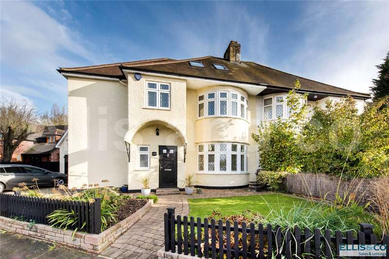 5 Bedrooms Property for sale in Copthall Gardens, Mill Hill, London