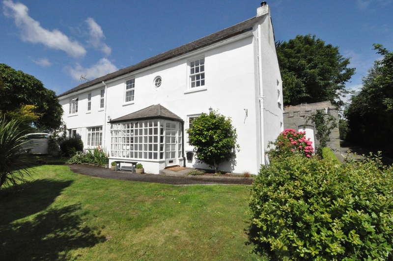 5 Bedrooms Detached House for sale in Kingston, Kingsbridge, South Devon