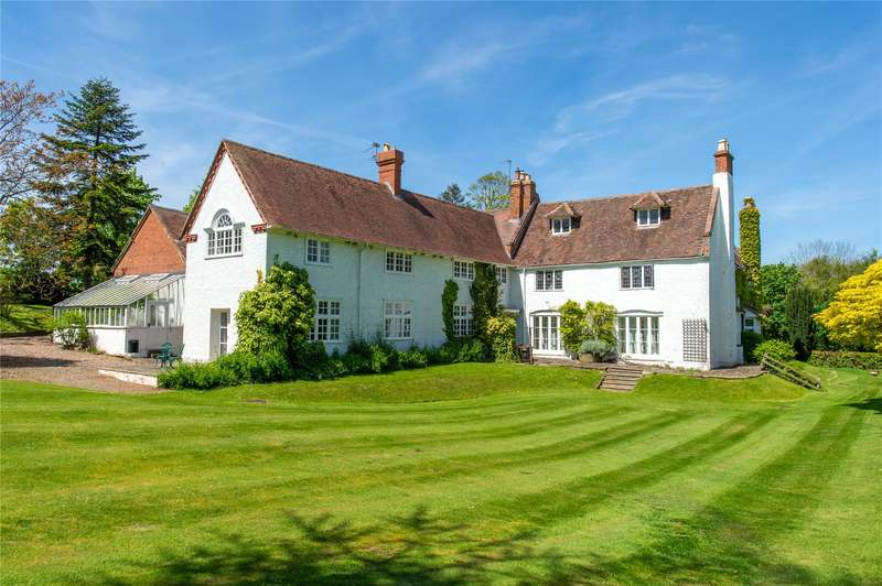 9 Bedrooms Detached House for sale in Church Lane, Forthampton, Tewkesbury, Gloucestershire, GL19