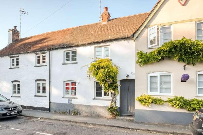 3 Bedrooms Terraced House for sale in Beaudesert Lane, Henley-in-Arden, B95