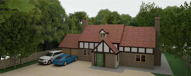 4 Bedrooms Detached House for sale in Mill Lane, Wadborough, Worcester, Worcestershire, WR8