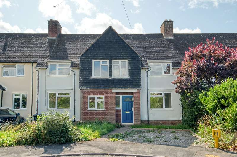 4 Bedrooms Terraced House for sale in The Square, Mayswood Road, Wootton Wawen, Henley-in-Arden, B95