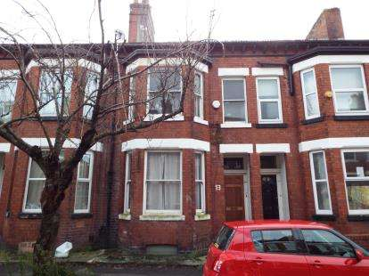 5 Bedrooms Terraced House for sale in Furness Road, Manchester, Greater Manchester