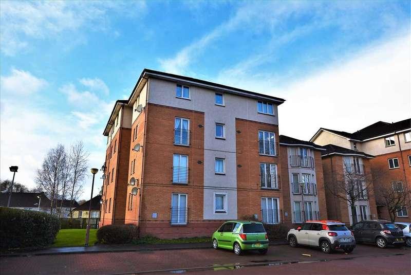 2 Bedrooms Flat for sale in St Andrews Drive,Coatbridge