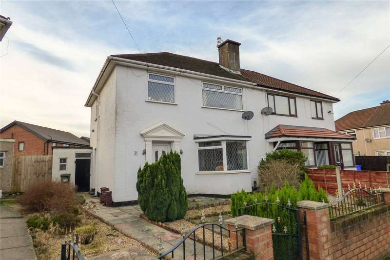 3 Bedrooms Semi Detached House for sale in Lismore Road, Dukinfield, Greater Manchester, SK16