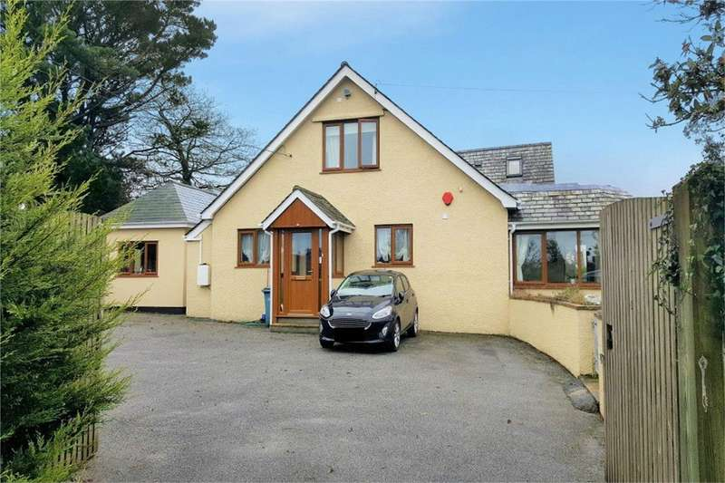 7 Bedrooms Detached House for sale in Bodmin Road, TRURO, Cornwall