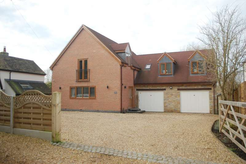 4 Bedrooms Detached House for sale in Kings Lane, Broom, Alcester, B50