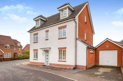 5 Bedrooms Detached House for sale in Attleborough, Norfolk
