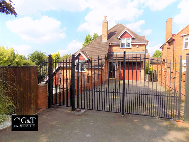 4 Bedrooms Detached House for sale in Himley Road, Dudley, DY3