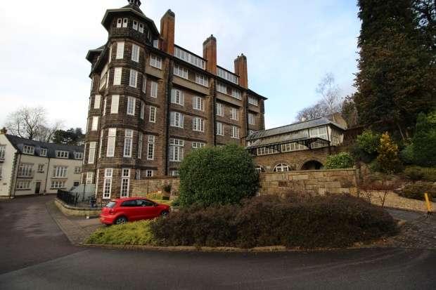 2 Bedrooms Apartment Flat for sale in Rockside Hall, Derby, Derbyshire, DE4 3RW