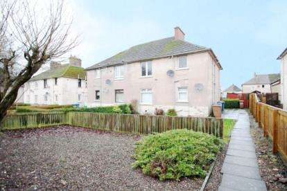 2 Bedrooms Flat for sale in Muirtonhill Road, Cardenden