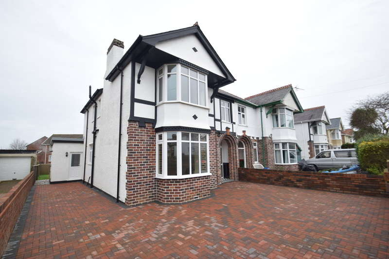 4 Bedrooms Semi Detached House for sale in 239 New Road, Porthcawl, CF36 5BG