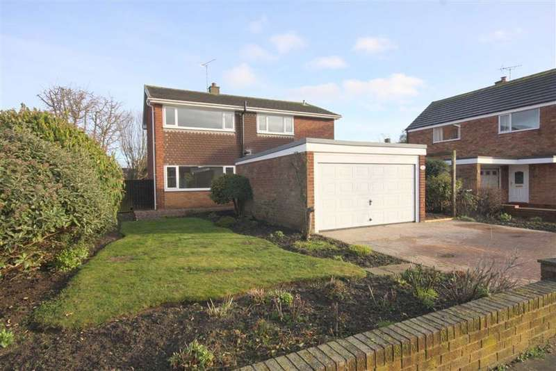 4 Bedrooms Detached House for sale in Southlands, Tynemouth, NE30