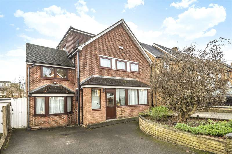 5 Bedrooms Detached House for sale in Albury Drive, Pinner, Middlesex, HA5