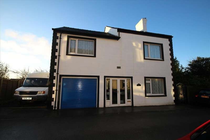4 Bedrooms Detached House for sale in Harley House, 2 Butler Street, MILLOM