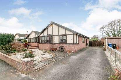 2 Bedrooms Bungalow for sale in St. James Drive, Prestatyn, Denbighshire, ., LL19