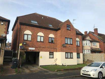 1 Bedroom Flat for sale in Kingsley House, 19 Kingsley Road, Luton, Bedfordshire