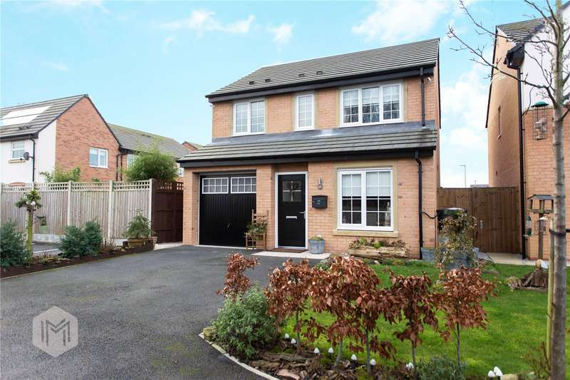 3 Bedrooms Detached House for sale in Carroll Close, Leigh, Greater Manchester, WN7