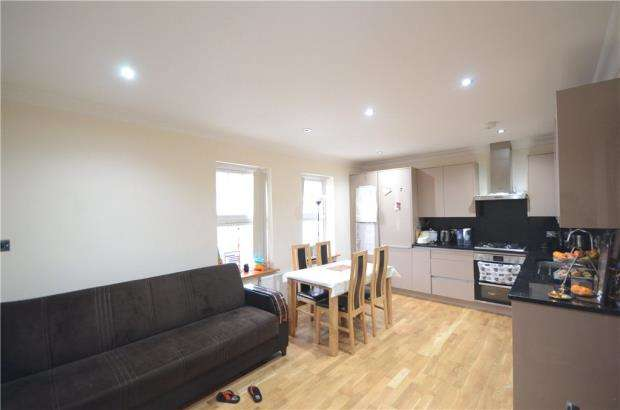 2 Bedrooms Apartment Flat for sale in Caversham Road, Reading, Berkshire