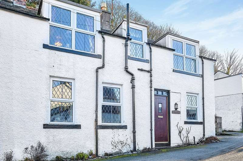 3 Bedrooms Semi Detached House for sale in Kippford, Dalbeattie, Dumfries and Galloway, DG5
